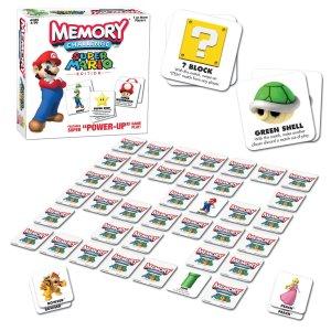 Memory Challenge - Super Mario