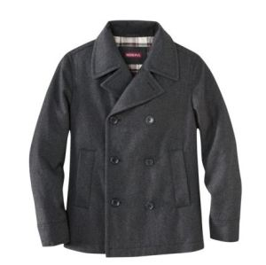 Target Daily Deal 12.14.12 - Mens Peacoat