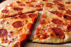 Mamma's Brick Oven Pizza - Pepperoni Pizza