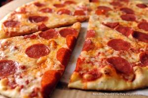 Mamma's Brick Oven Pizza - Pepperoni Pizza