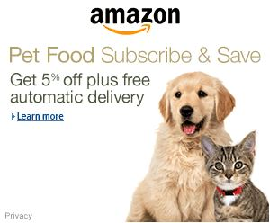 Pet Food Subscribe - Amazon
